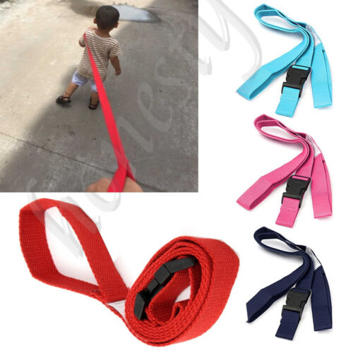 112cm Child Baby Kids Toddler Safety Wrist Link Harness Leash Adjustable Band