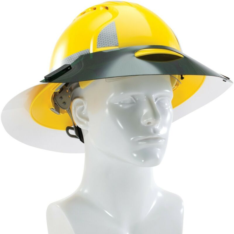 Sun Shade Extension for JSP Full Brim Hard Hats