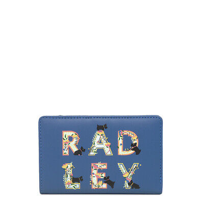 Radley London Springing Into Radley Medium Bifold Purse NEW