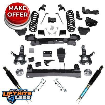 """Superlift K123B 6"""" Suspension Lift Kit for 2000-2006 Chevrolet Suburban 1500"""