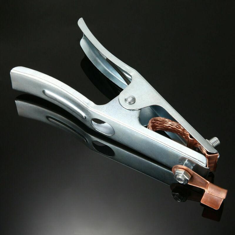 300A Earth Ground Clamp Welding For MMA ARC Stick Welder Copper Clip Accessories