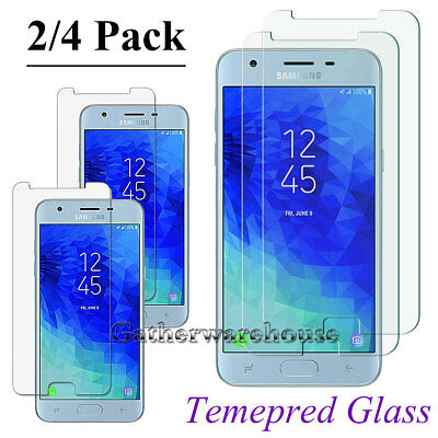 For Samsung Galaxy J3 2018/Express Prime 3/Star Tempered Glass Screen Protector (Express Glasses)