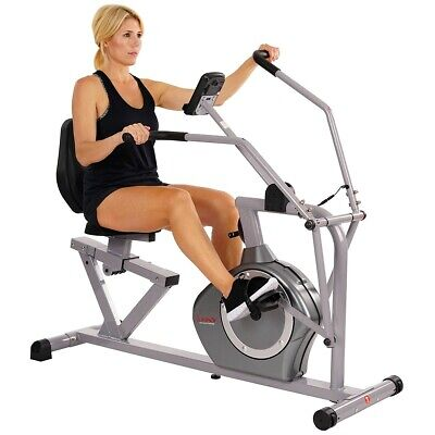 Sunny Health Fitness SFRB4708 Recumbent Exercise Bike