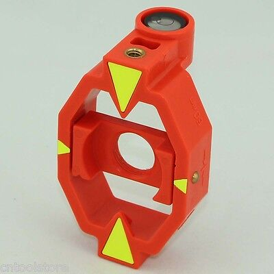 New Mini Prism Housing For 17.5mm Offset.for Swiss Style Total Station Surveying
