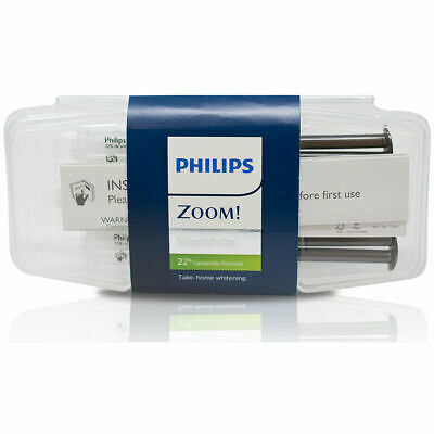 Philips ZOOM 22% Nite White NiteWhite Teeth Whitening Gel - 3 Syringes (Philips Zoom Nite White 22 3 Syringes)