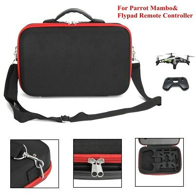 Portable Shoulder Bag Hard Shell Carry Case Handbag For Parrot Mambo RC Drone Hard Carry Case