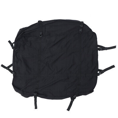 Car Roof Bag Top Box 340L Travel Touring Cargo Pack Bag Luggage Rack Holdall New for sale  United Kingdom