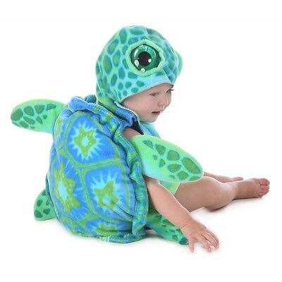 Sea Turtle Costume Baby Halloween Fancy Dress - Sea Turtle Infant Halloween Costume