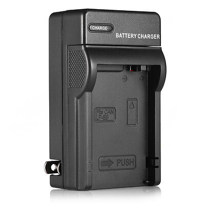 LP-E8 Battery Pack + Charger for Canon Rebel T2i T3i T4i T5i Kiss X5 EOS 550D 3