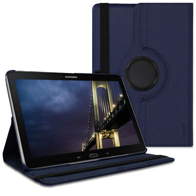 Hülle für Samsung Galaxy Note 10.1 2014 Edition Kunstleder Tablet Case Cover na sprzedaż  Wysyłka do Poland