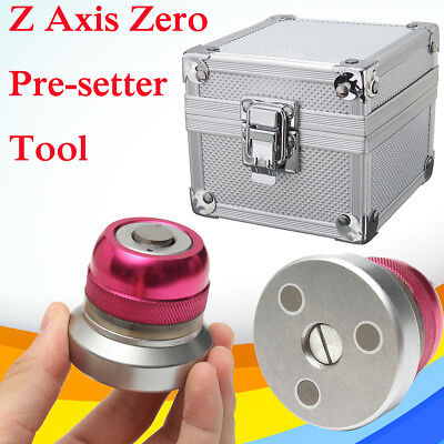 Z Axis Zero Pre-setter Tool 500.005mm Determinator Photoelectric Set For Cnc