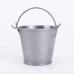 Metal Bucket Ebay
