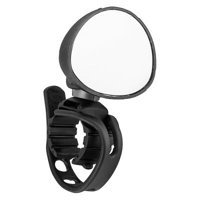 Zefal Spy Compact Bicycle Mirror - Easy Mount Anywhere - Convex Lens MTB Road