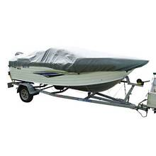 BCF Blueline Stationary Boat Cover - Medium, 14-16'  As New Cond. Virginia Brisbane North East Preview