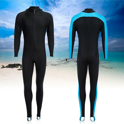 Men&Women's Stretch Full Body Long Wetsuit Surf Swim Surfing Diving Wet Suit