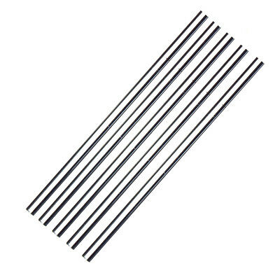 5 Pcs Glass Stirring Rod For Lab Use Stir Stirrer Laboratory 150mm X 5mm Mixer