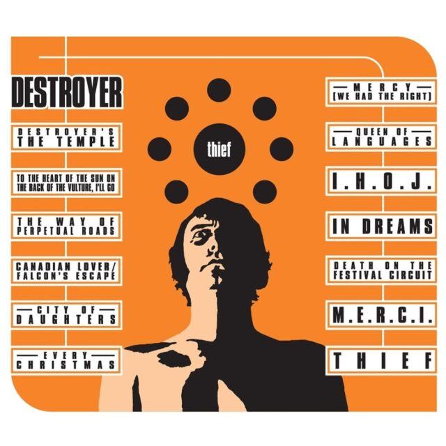 DESTROYER - THIEF   CD NEU