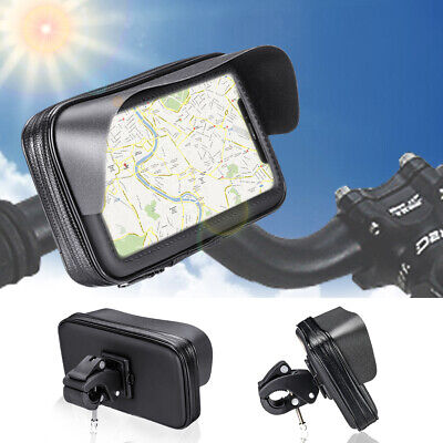 Bicycle Motorbike Bike Waterproof Phone Case Mount Holder For iPhone 11 Pro