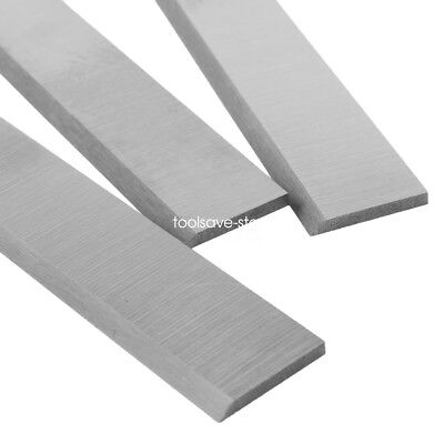 6 Jointer Planer Knives For Grizzly G6697 - Set Fo 3