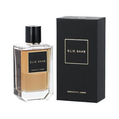 Elie Saab Essence No. 3 Ambre Eau De Parfum EDP 100 ml...