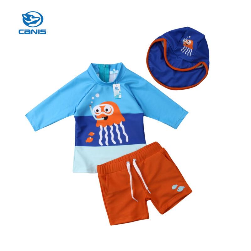 Toddler Kids Baby Boys Bikini Set Swimwear Swimsuit Bathing Surfing Suit UV 50+