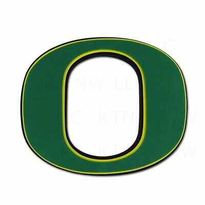 New NCAA Oregon Ducks EVA Foam 3D Wall Sign - Home Office Bar Decor