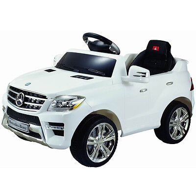 Mercedes Benz ML350 6V Electric Kids Ride On Car Licensed MP3 RC Remote Control