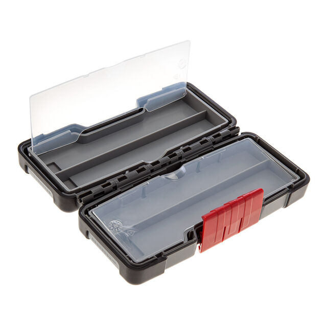 new Bosch Sabre& Jigsaw Blade Storage TOUGHBOX 150mm 2607010909 3165140846554 #V