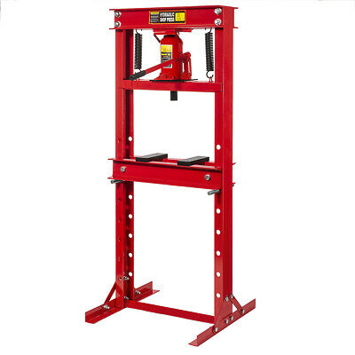 Stark Usa 20 Ton Floor Type Hydraulic Shop Press H Frame