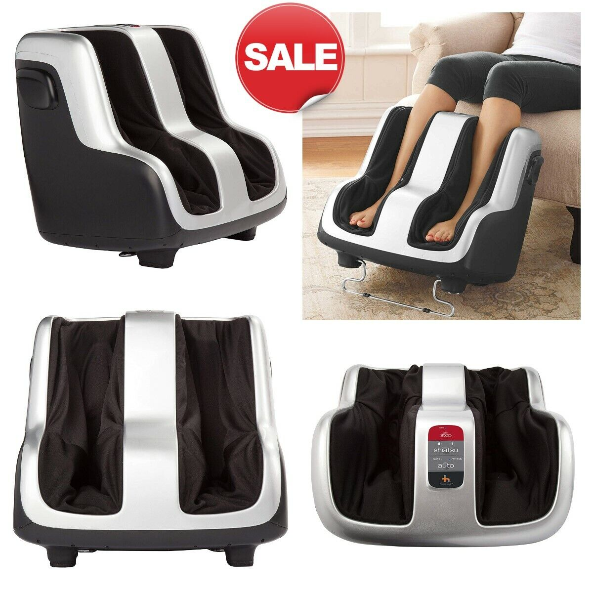 reflex 4 rolling foot and calf shiatsu