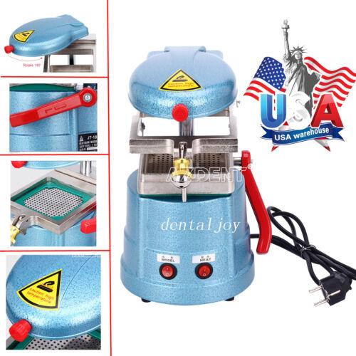 US Dental Vacuum Molding Forming Machine Vacuum Former Thermoforming JT-18 110V
