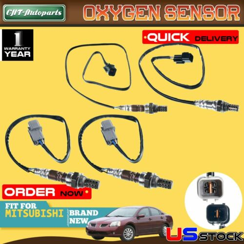 Downstream 4 Oxygen 02 O2 Sensor for Mitsubishi Galant 2004-2011 2.4L Upstream