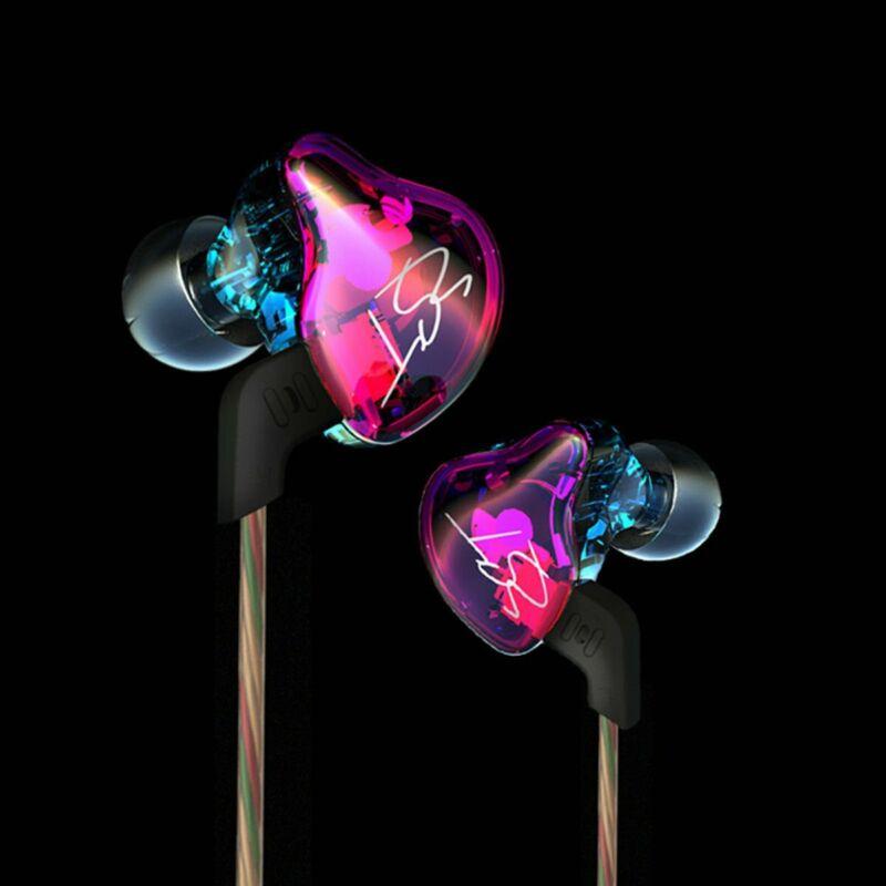 KZ ZST Pro HIFI In-Ear Earphone Super Bass Sport Headset Hea