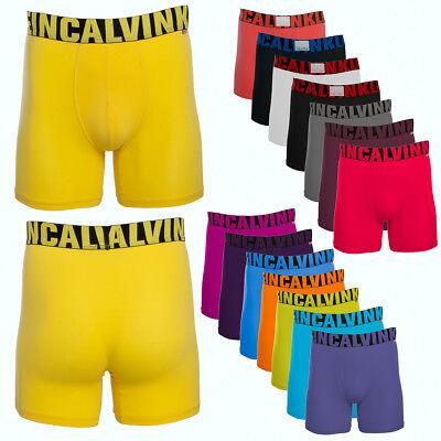 Calvin Klein Men's Boxer Briefs Steel Micro X Athletic Stretch Microfiber (Athletic Boxer Briefs)