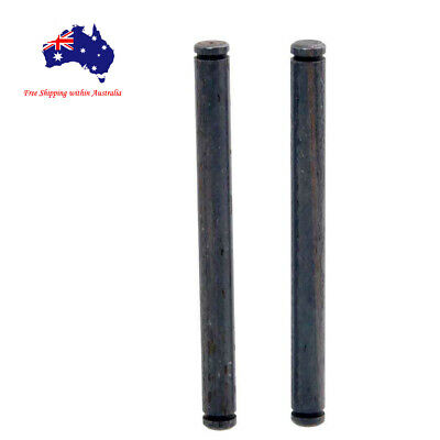 Car Parts - 08020 HSP Front Lower Suspension Arm Pin B 2P 1/10 Car Spare Parts Redcat Himoto
