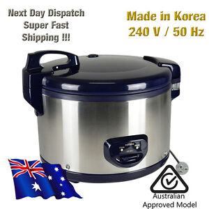 Cuckoo Commercial Rice Cooker 35 Cup CR-3511 / 240V