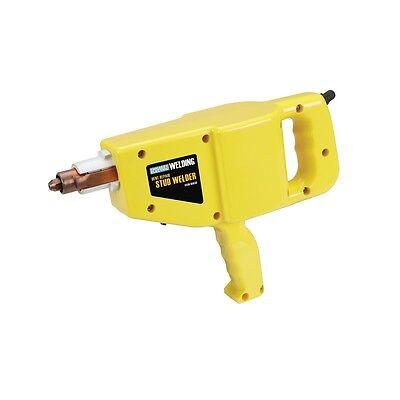 Auto Body Stud Welder Gun And Slide Hammer Dent Repair Kit W Studs Weld Tips