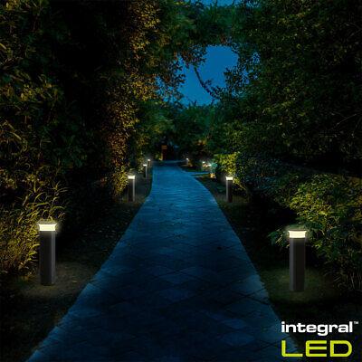 Integral Outdoor Bollard Light, 600mm