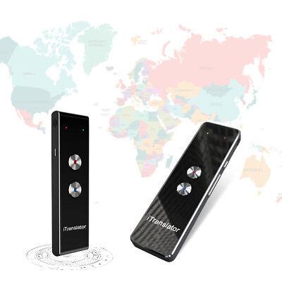 Intelligent Translator 30 Languages Instant Voice Pocket Device Travel Trans