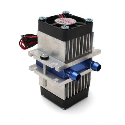 Diy Thermoelectric Peltier Refrigeration Cooling System Fan Kit Us A