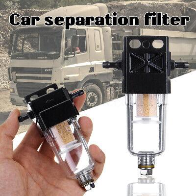 Oil Water Separator Car Filter Seperator 14 Air Brush Compressor Tool Trap