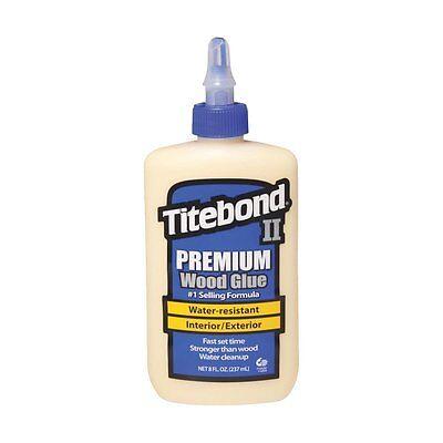 2 Pack Titebond Ii Water-resistant Wood Glue 2 Pack