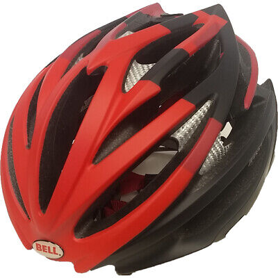 Bell Volt Racing MTB Cycling Helmet Matte Red Black BMC Ltd  Medium M 55 59 cm