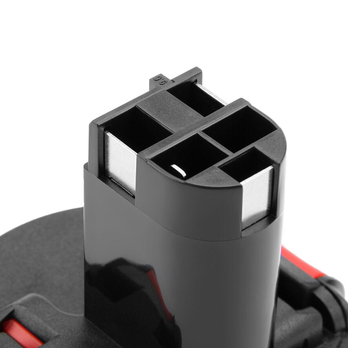 3.0AH 9.6V Ni-MH Batterie pour Bosch BAT048 BAT119 PSR960 GSR9.6 2607335529
