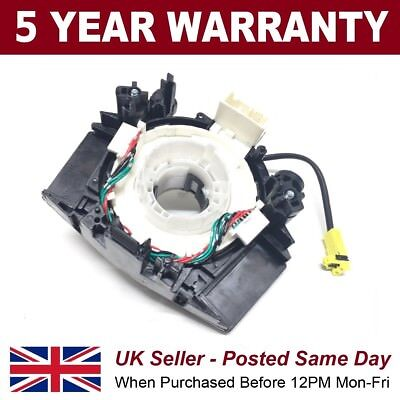Airbag Clock Spring Squib Spiral Cable For Nissan Navara Qashqai X Trail