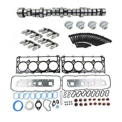 Non-MDS Lifters Camshaft & Plugs Kit For 06-08 5.7L Dodge Ram 1500 2500 3500 Cab