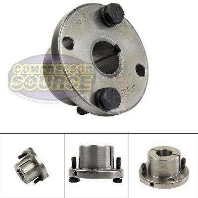 34 Bore H Style Steel Sheave Pulley Bushing Split Taper For Keyed Shaft