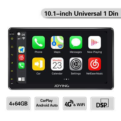 Android 8.1 Oreo 10.1 In Car Radio Singolo1 Din GPS Zlink Maps SWC Octa Core 4GB