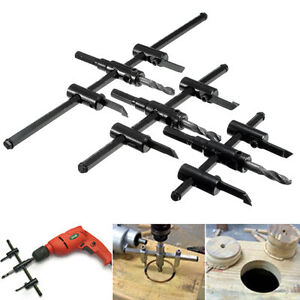 30-120mm Adjustable Circle Hole Saw Cutter for plaster,plywood,hole Cutter tool