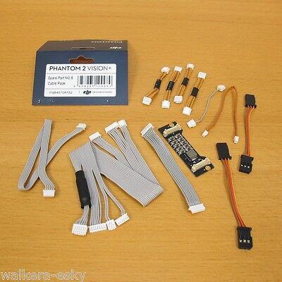 DJI Phantom 2 Vision Plus Part P2VP-08 Cable pack - OEM - US Dealer